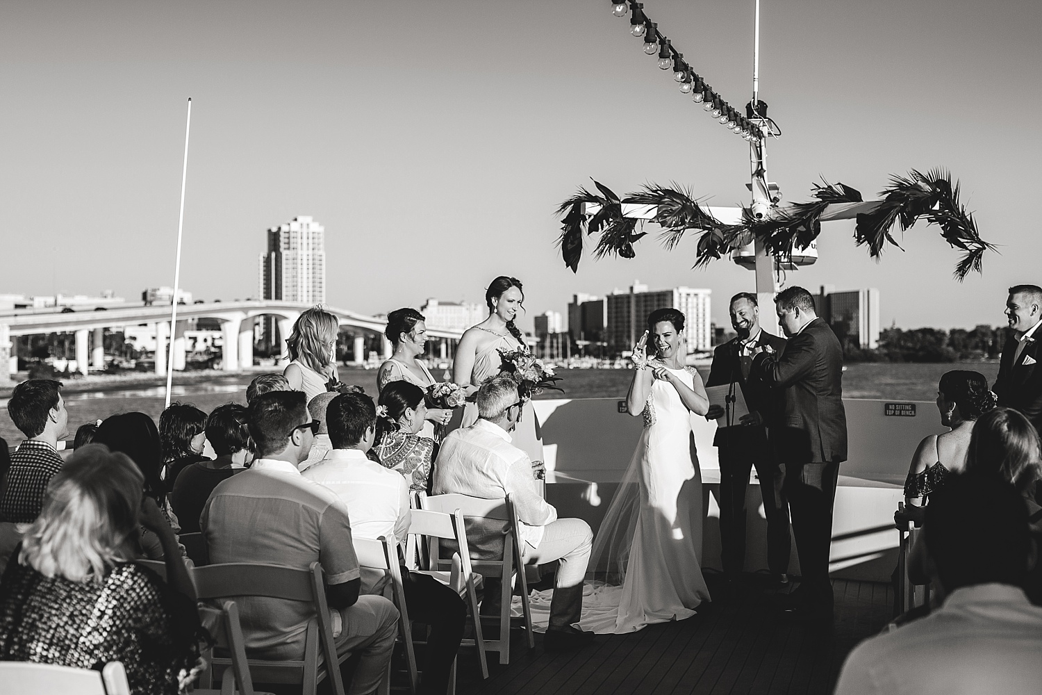 A Tropical Beach Wedding on the Yacht Starship in Clearwater, Florida_0551.jpg