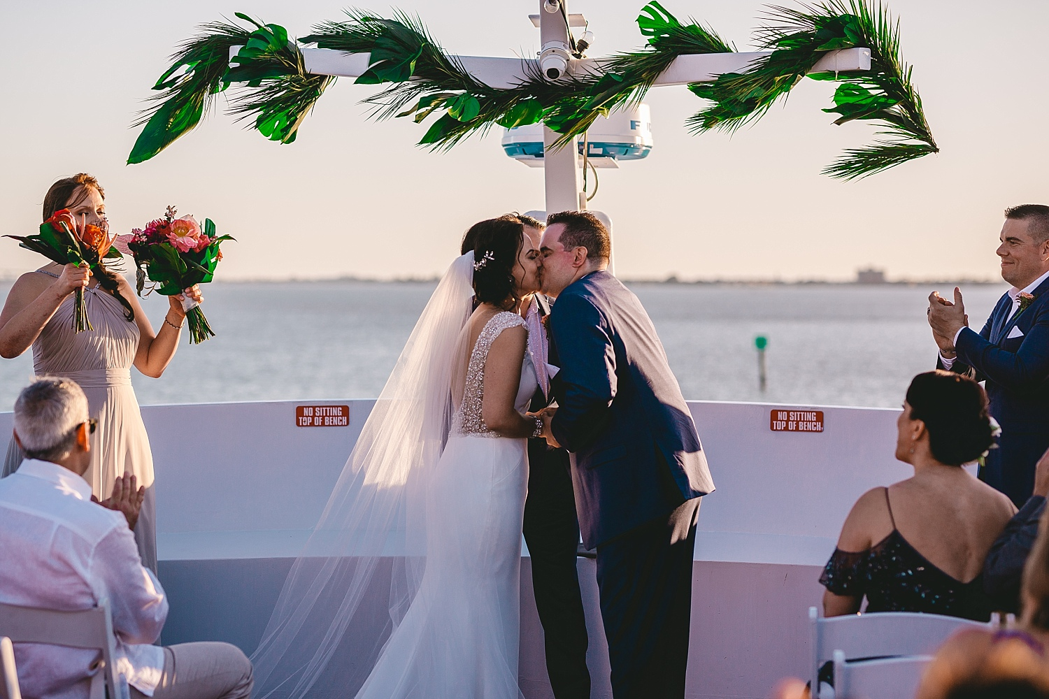 A Tropical Beach Wedding on the Yacht Starship in Clearwater, Florida_0553.jpg