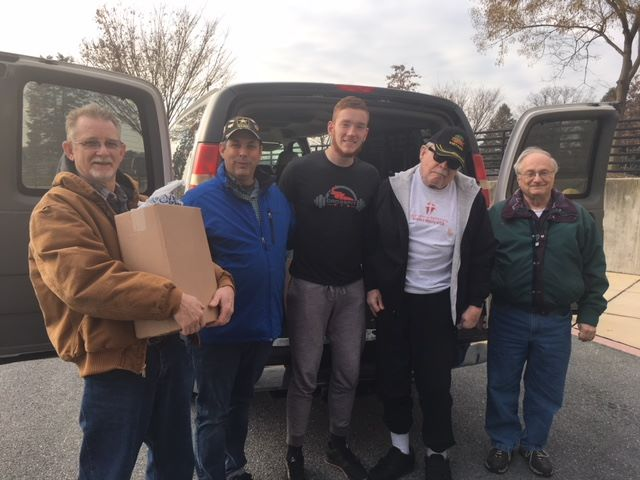 - In December 2017, the CLA Veteran's Ministry collected and distributed almost a thousand pounds of shampoo, toothpaste, toothbrushes, shaving cream, razors, socks, and a variety of other items which were donated to the Lebanon VA Medical Center.While visiting the hospital and hospice ward, they also shared amazing words of encouragement while letting the veterans know they are never forgotten and that they are loved by God and CLA.