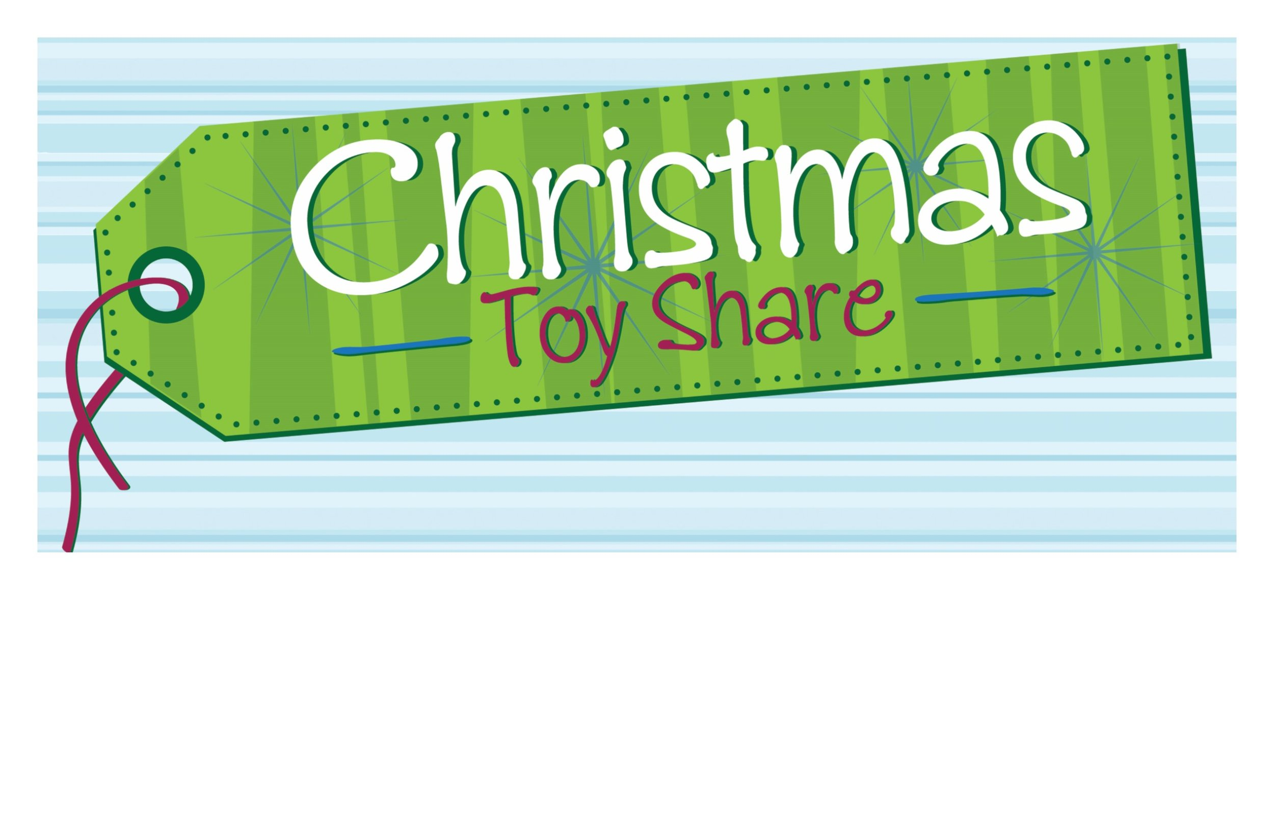 Toy Share is open to help serve those in our community during the Christmas season. To learn more click on the icon above.