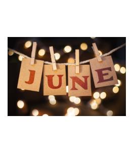 June 19, 2020 - (Registration opens April 19 and closes June 14)