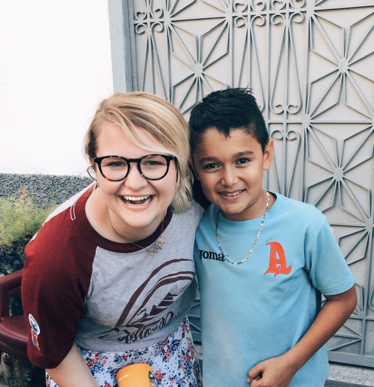 Sydney Wilson- El Salvador