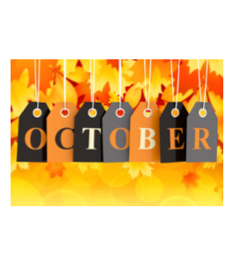 October 16, 2020 - (Registration opens August 30 and closes October 11)