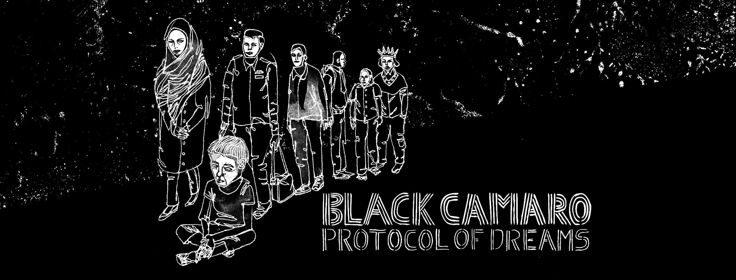 Preorders for Black Camaro 'Protocol Of Dreams' are available  HERE