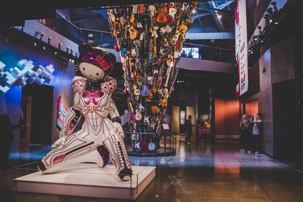 Inside of Museum of Pop Culture.jpg