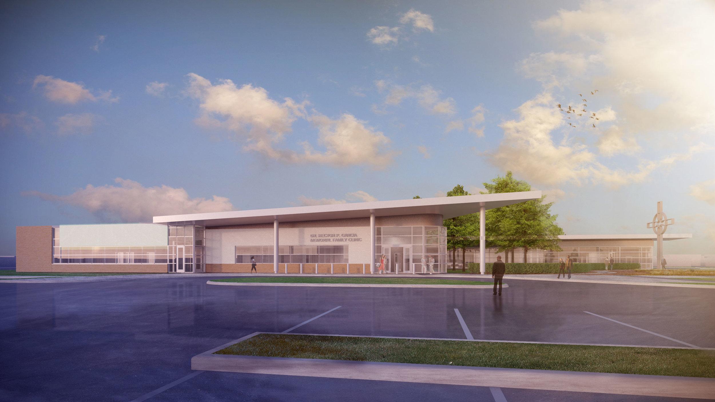 Medical Clinic, Corpus Christi, TX