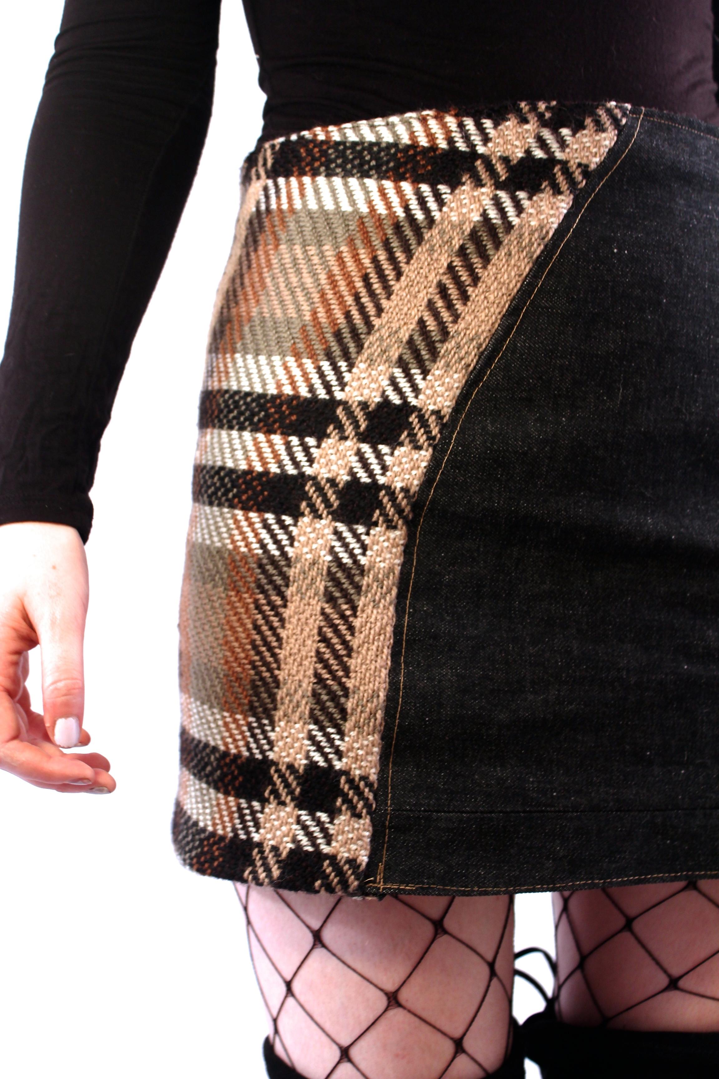 Skirt by Jose Holguin