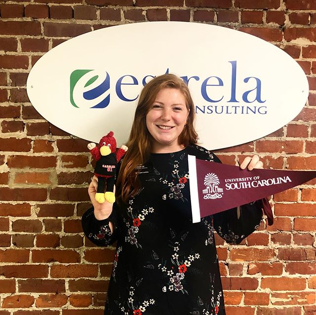 Have we mentioned how thankful we are to have so many great college reps including a stop at Estrela in their fall recruitment travel? This week we had A BLAST meeting with reps from SEVEN different states. How cool is that? #estrelavisit #collegeplanning #college #usc #southcarolina #ksu #kentstate #kent #gamecocks #alabama #rolltide #washingtonandjefferson #davidson #davidsoncollege #bard #simonsrock #wvu #WestVirginia #hpu #highpoint #highpointuniversity