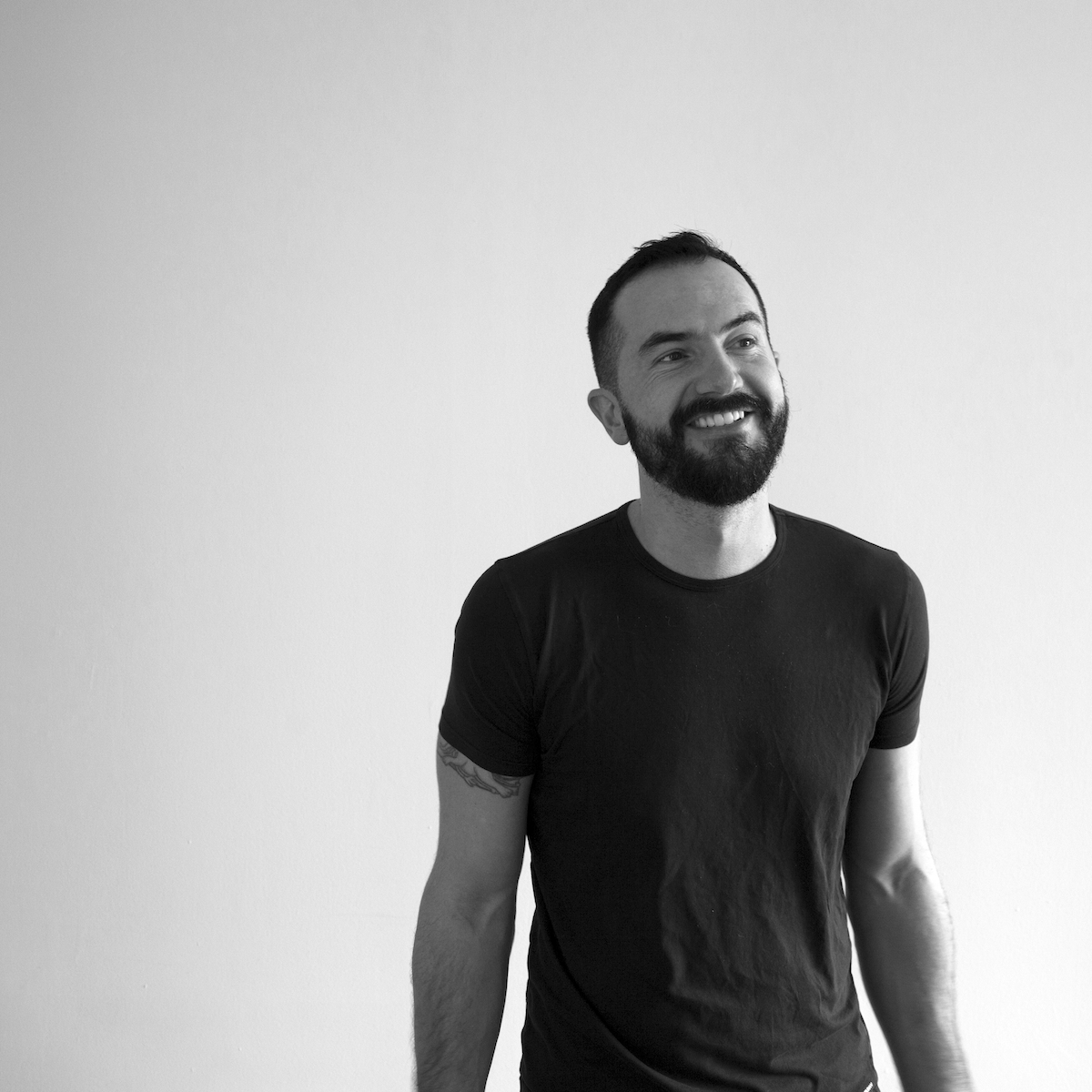 GEORGE HURAJ  George has six years of barbering experience, spanning from Prague to New York City. George specializes in meticulously crafted clipper cuts, approaching every haircut like a sculptor.