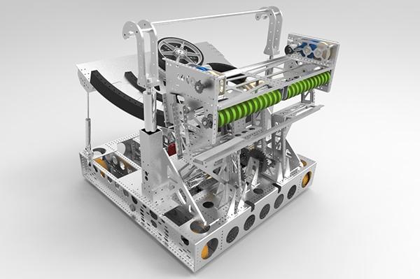 Chronos  Robotics