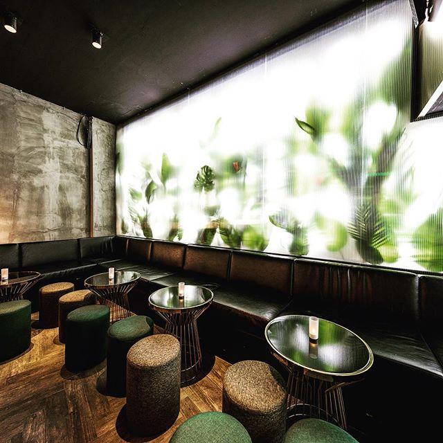 🌿 Secret garden  #deus #cocktailclub #shanghaibynight #shanghainightlife #shanghai