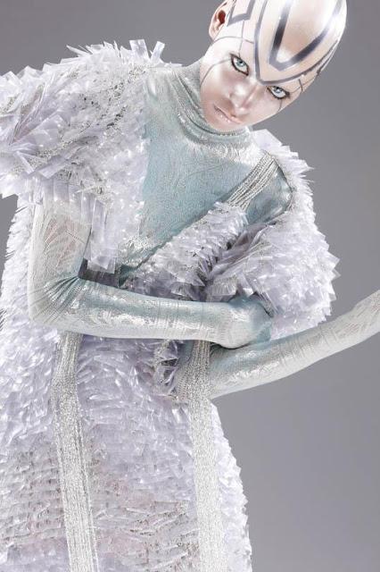 Ice Dress by Somarta