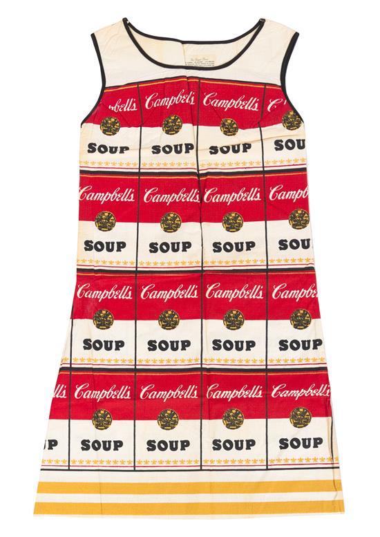 Souper Dress Andy Warhol