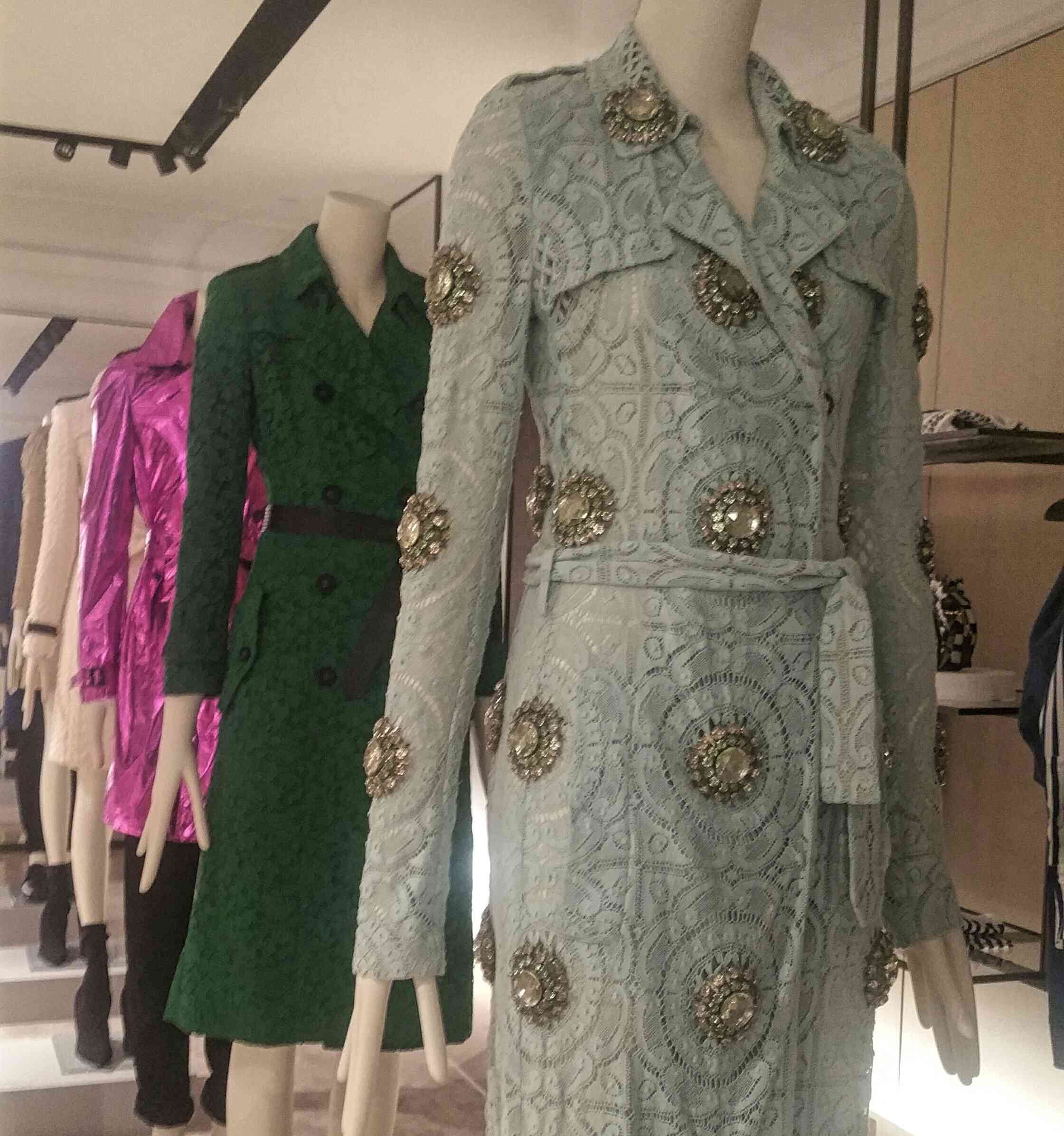 Burberry Atelier by CoutureNotebook