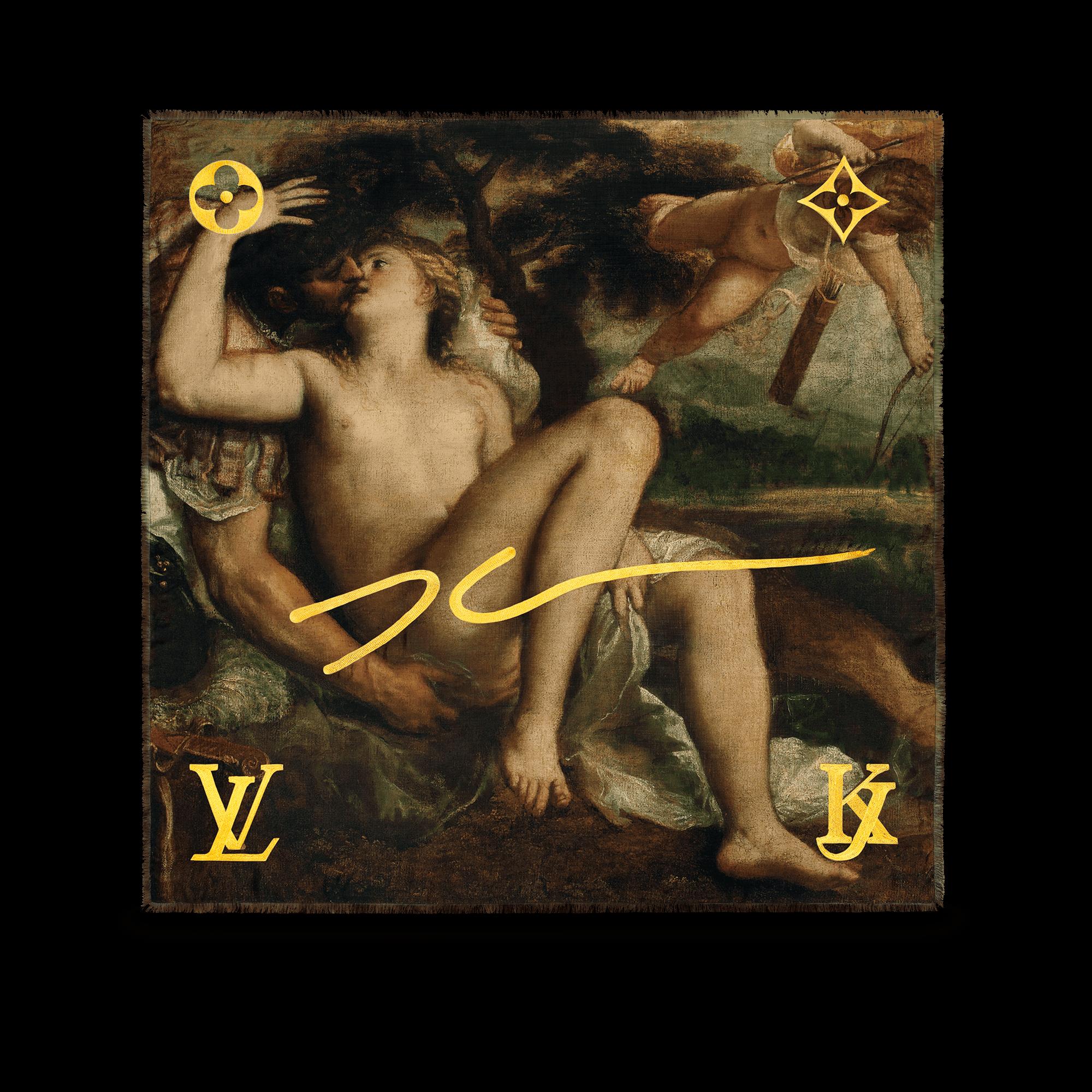 Louis Vuitton Jeff Koons Collaboration