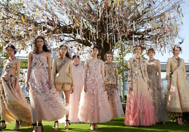 8 new looks for Dior in Tokyo