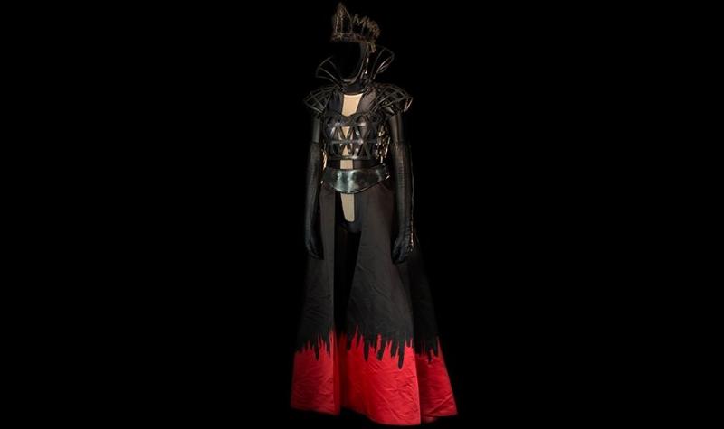 Dance costumes by Angelin Preljocaj