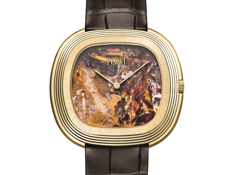 PIAGET BLACK TIE VINTAGE WATCH