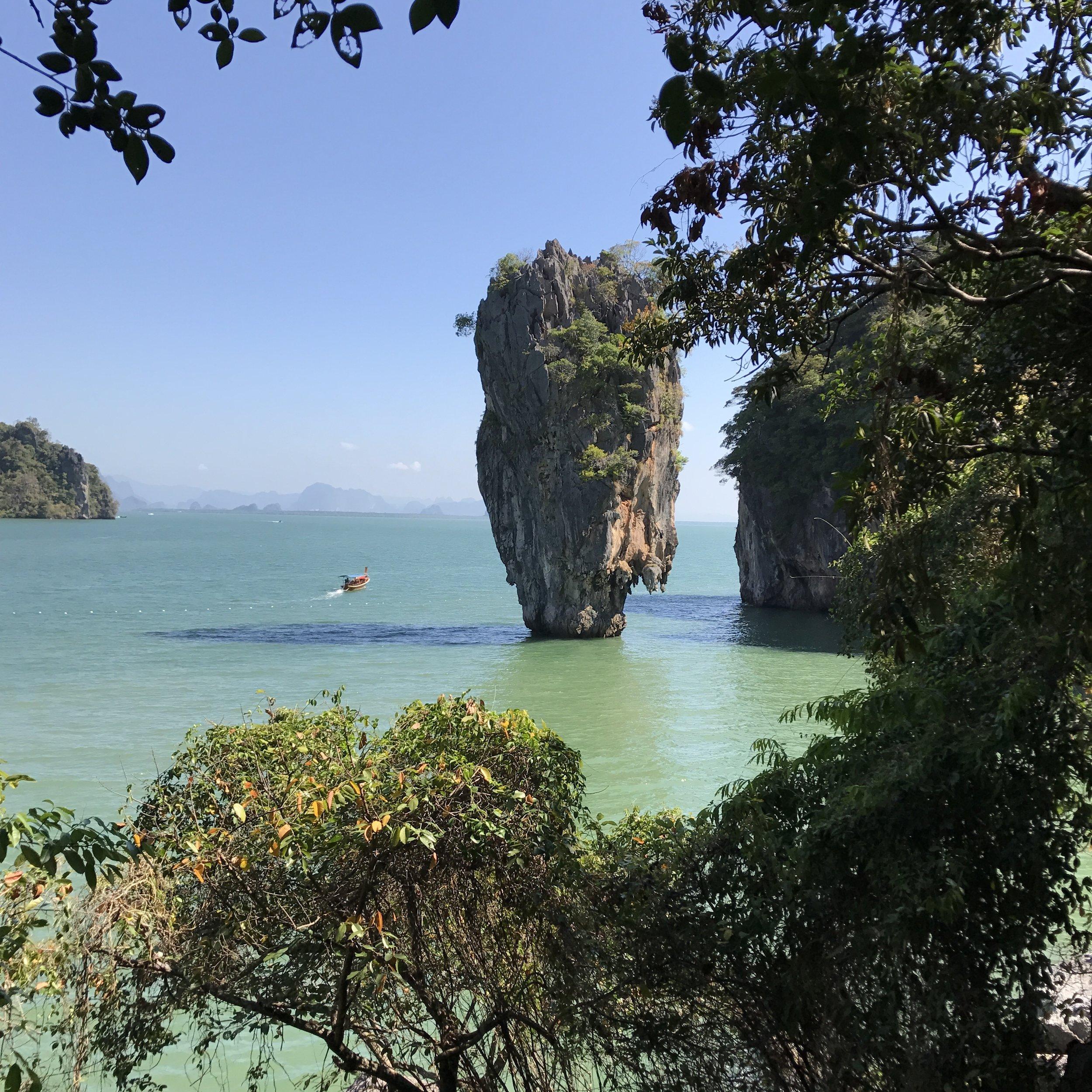 Phang Nga Bay (James Bond Island)