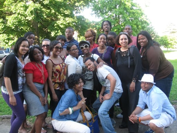 Urban Seminar Intensive Course with Lincoln University undergraduates in Philadelphia