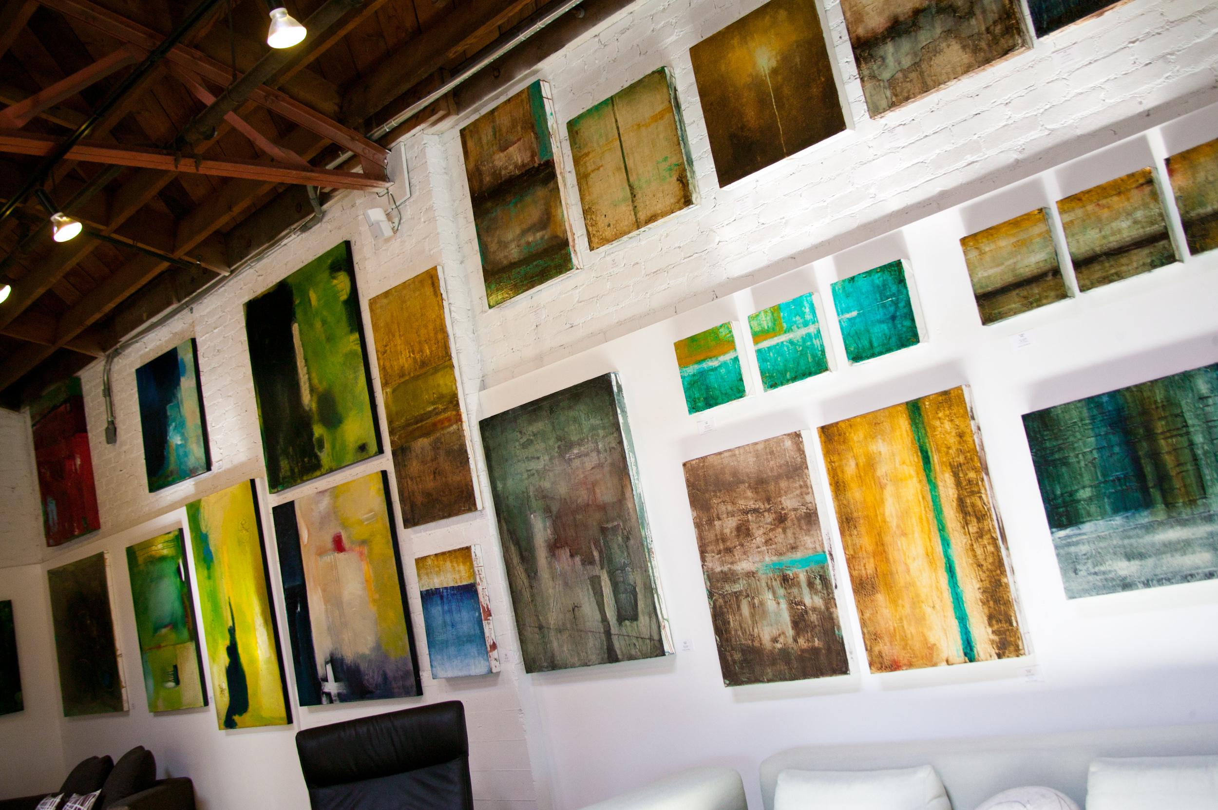 Mixture Home Gallery Exhibition