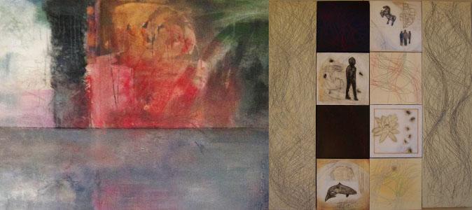Exhibition, Margot Waller Madget Gallery