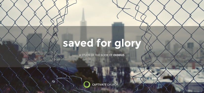 Saved for Glory series art