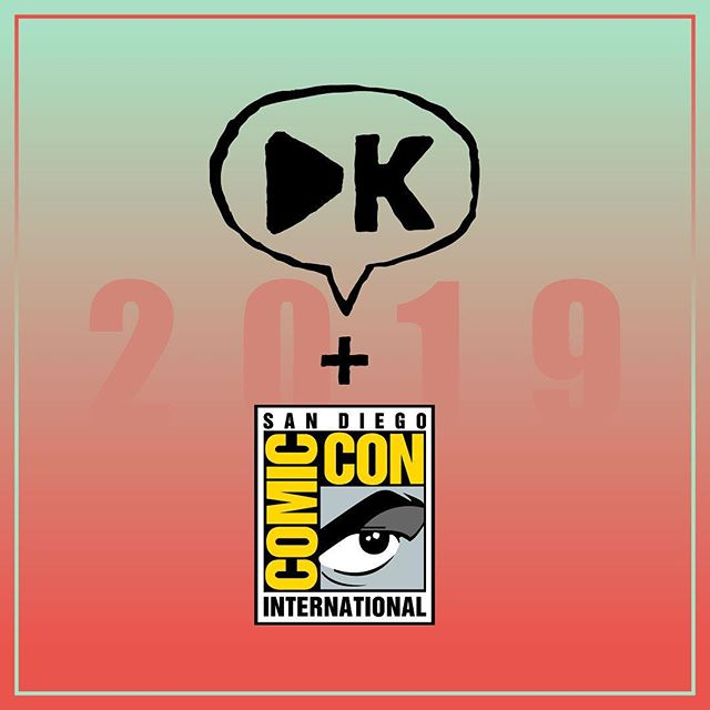Absolutely THRILLED AT THIS NEWS!!! I found out on my birthday yesterday that I landed a spot at the astounding @sandiegocomicconinternational // Woah I'm so excited!!! Biggest con ever, super hard to get in to. Honored, thrilled, scared and all of the things. See you in 2019 San Diego!!!! CATCH YOUR DREAMS!!!!! . . . . . . . #indiecomics #comics #comiccon #derekwk #denverartist #sdcc #sandiego #denver #indieartist #manifestfuturecomic