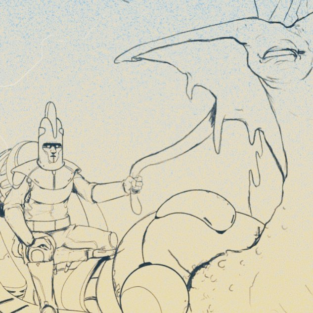 Still working on stuff, you know just in case you were wonderin'... #