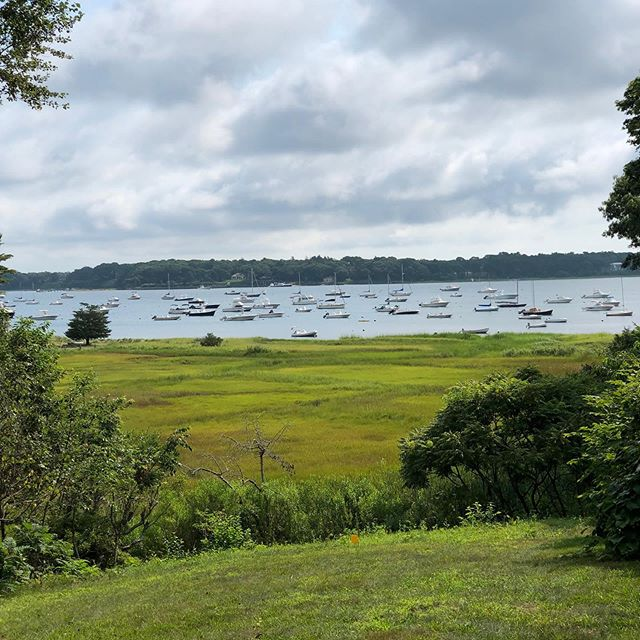 Lazy day on Cape Cod. #cotuit #summerdays #capecodlife