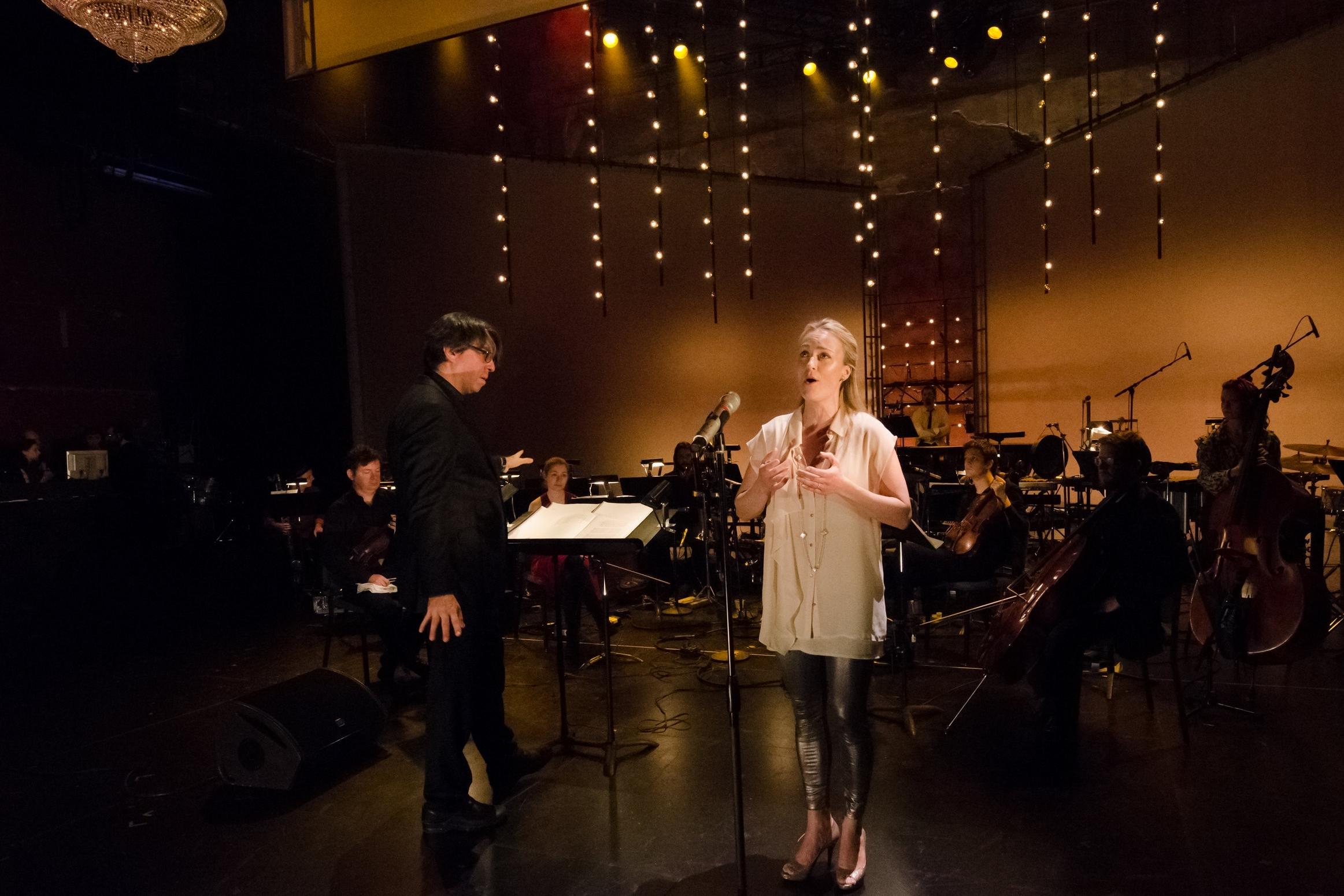 Liederabend at BAM Julian Wachner, conductor Photo credit: Jill Steinberg
