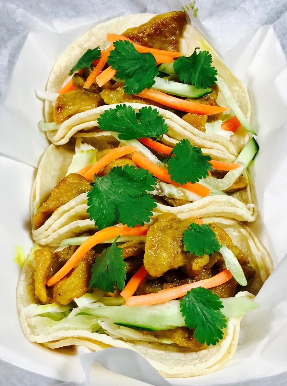 Satay Tacos