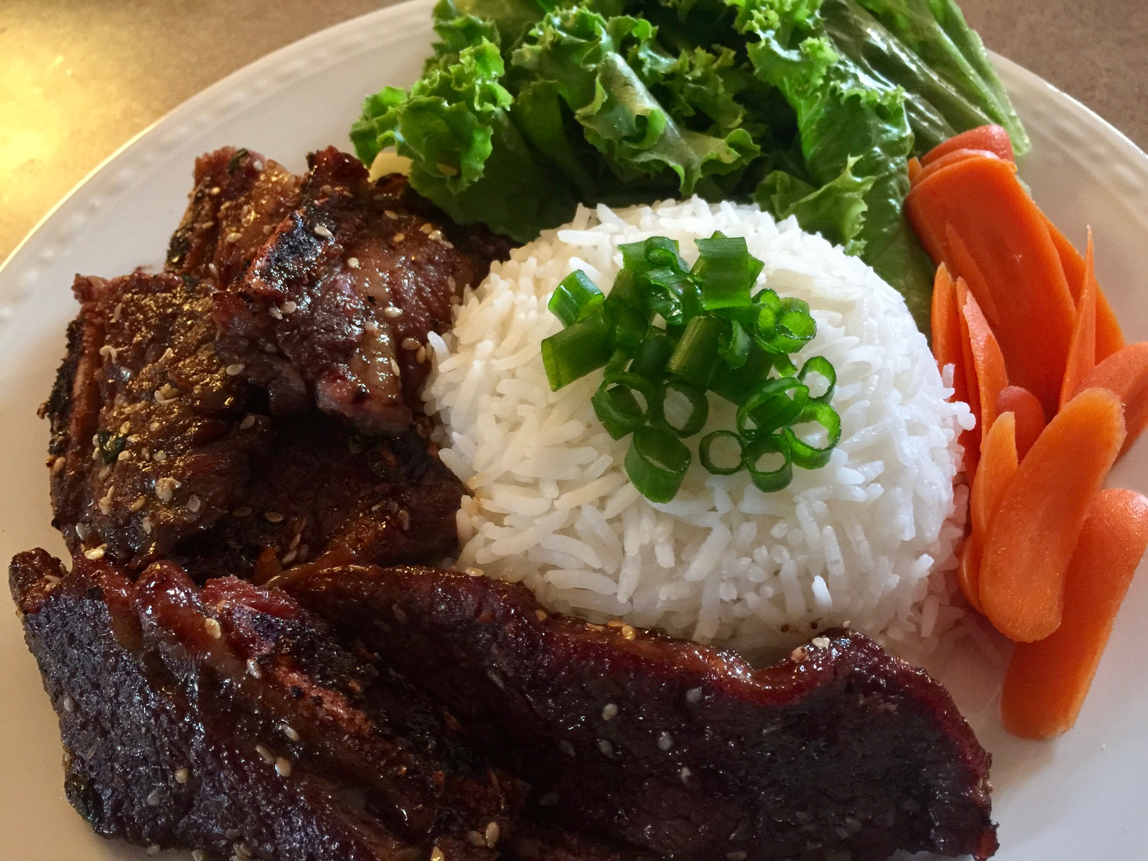 Kalbi Shortribs