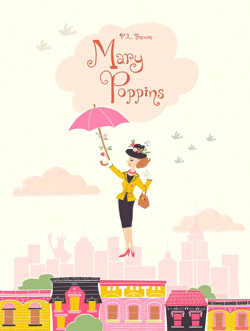 Mary Poppins in Brooklyn!