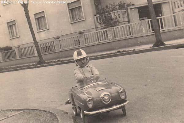 April 1957 © Riccardo Patrese