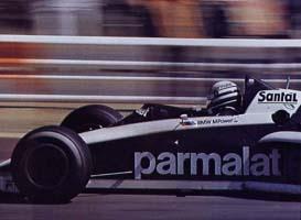 Riccardo Patrese - Brabham BT52