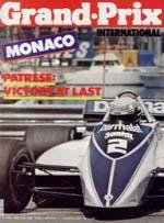 GPI - 1982 Monaco GP issue
