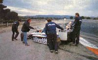Brabham test - Paul Ricard