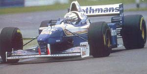 Williams test at Silverstone