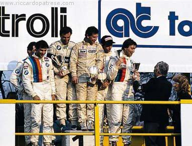1987 World Touring Car Championship