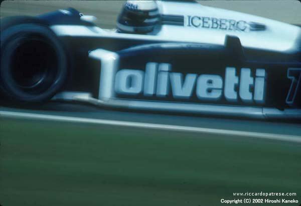 F1 1987