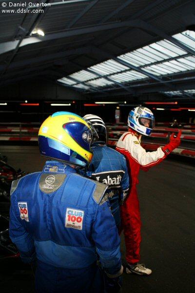 2008 Johnny Herbert Karting Challenge