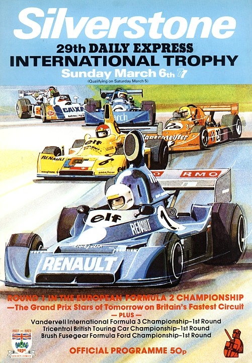 1977 Silverstone International Trophy
