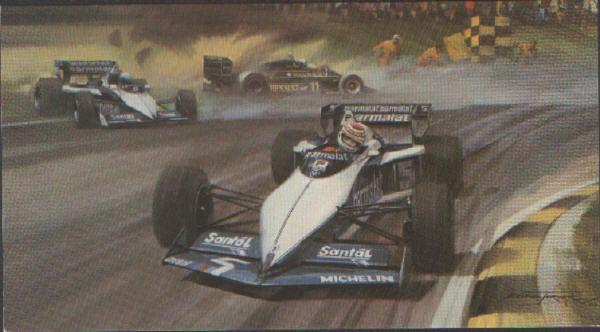 1983 European GP