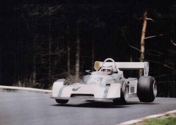 Chevron B42-Hart - April 1978 - Nürburgring
