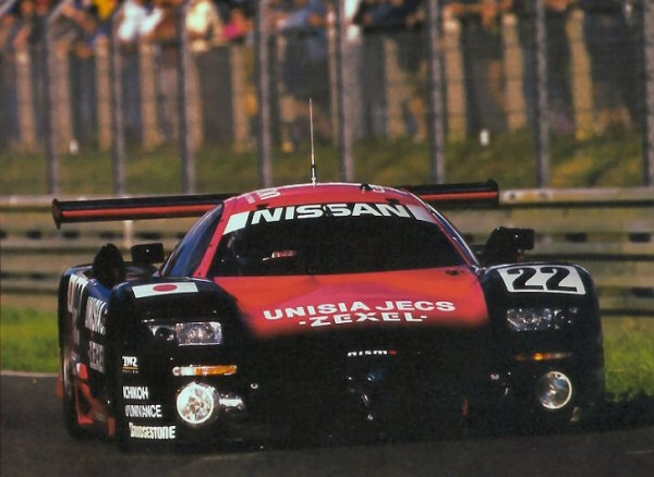 Nissan RE390