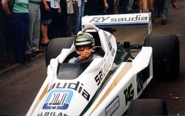 2001 Goodwood Festival of Speed