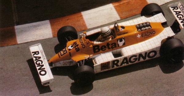 F1 1981