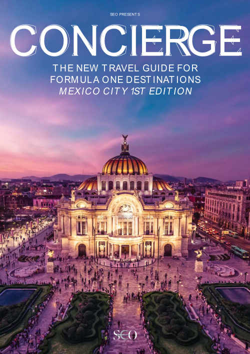 Click to download The 'CONCIERGE' Travel Guide