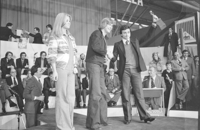Caschi d'Oro 1976